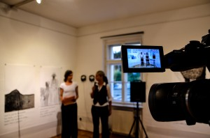 Eröffnung Ausstellung Foto by José Pozo