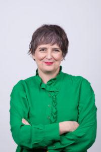 Porträtfoto HEIKE MAIER-RIEPER