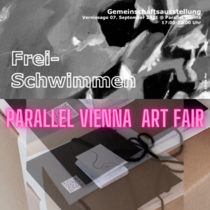 Einladung Kunstmesse Parallel